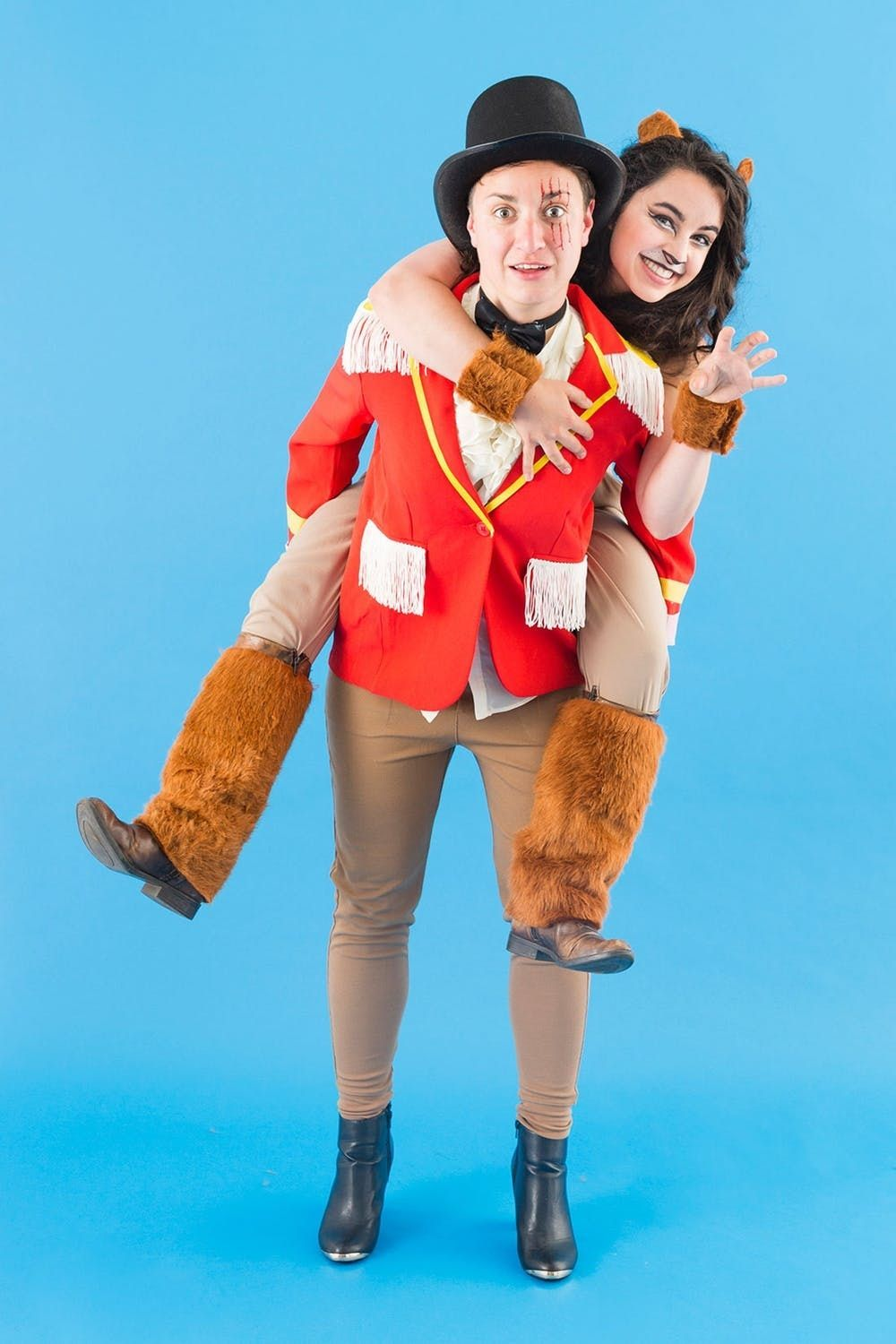 120 Creative Diy Couples Costume Ideas For Halloween Brit Co