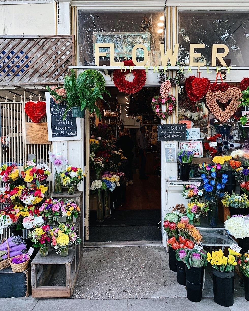 9 Most Beautiful Flower Shops In San Francisco 7x7 Bay Area