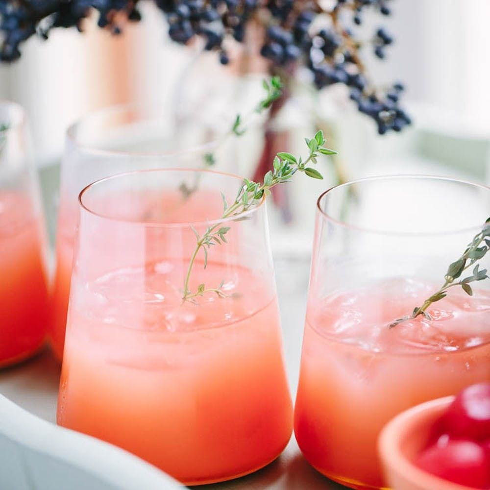 13 Pink Cocktails To Liven Up Your Galentine S Day Brit Co