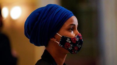 Two can play that game..GOP lawmakers move to oust Ilhan Omar from committees in response to Democratic measure against Marjorie Taylor Greene