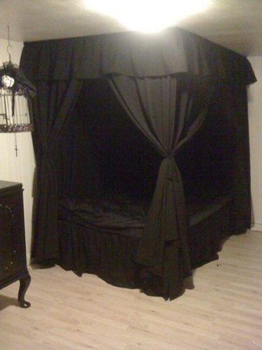 5 D I Y Gothic Home Decor Ideas