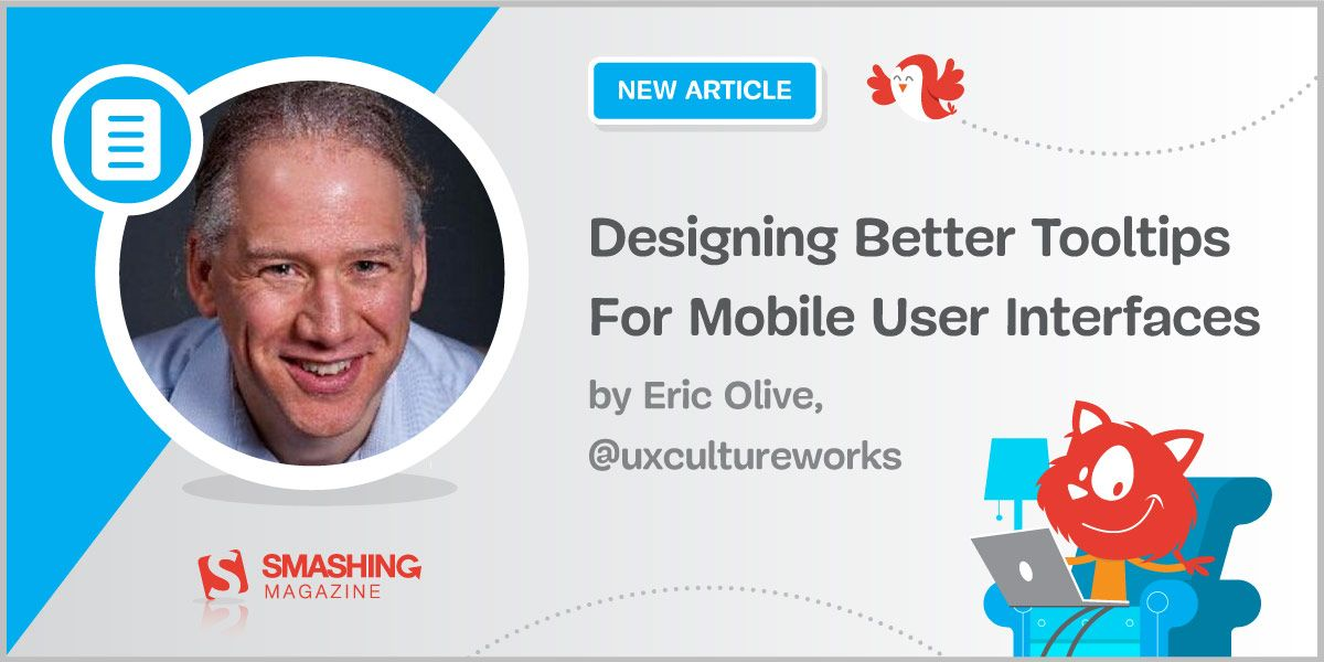 Designing Better Tooltips For Mobile User Interfaces