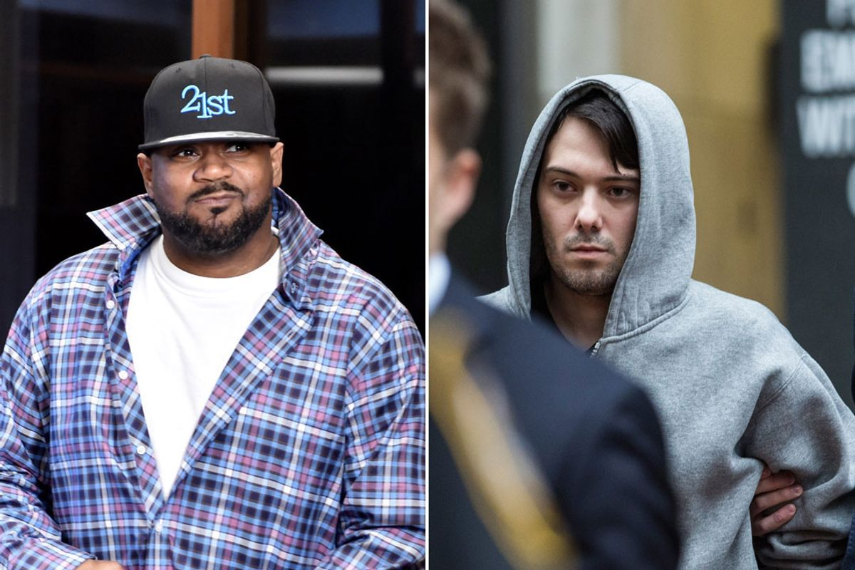 Martin Shkreli Says He Would 'Smack'Ghostface Killah In Painful Breakfast Club Interview