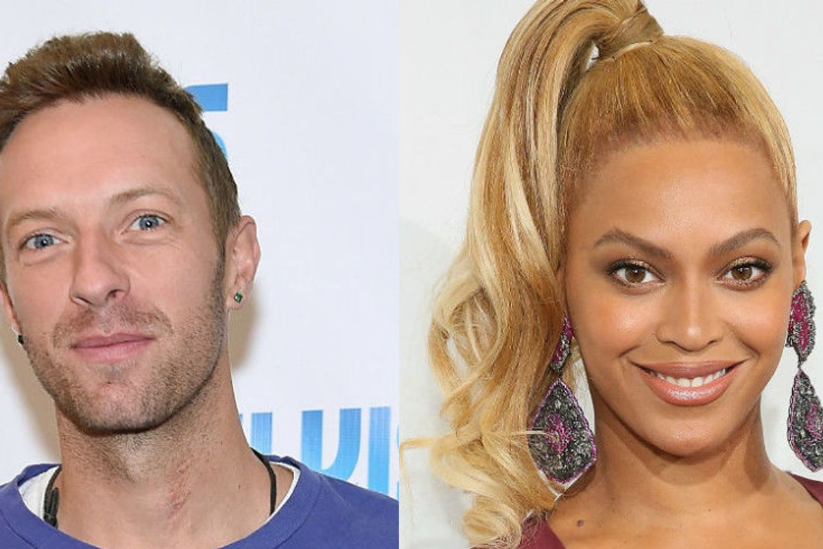 """Chris Martin Reveals Beyoncé Turned Down A Song He Wrote: """"I Really Like You, But This Is Awful"""""""