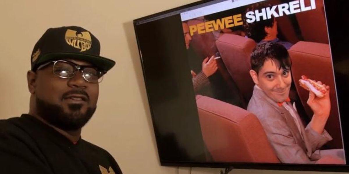 Watch Ghostface Killah's Glorious Response Video to Martin Shkreli