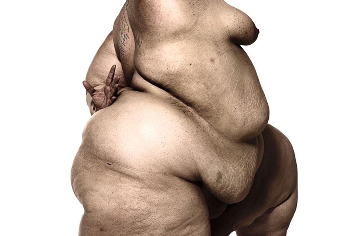 Peep This Incredible Photo Series Destigmatizing Plus-Sized Nudes