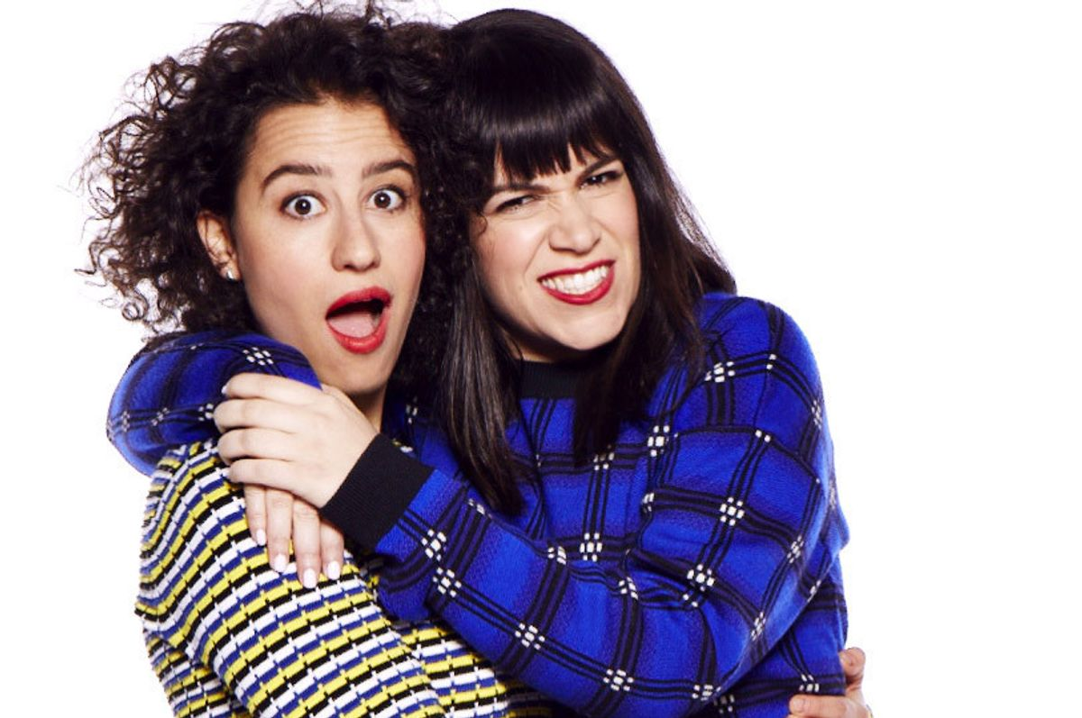 """Watch A New Trailer For """"Broad City"""" Season 3"""