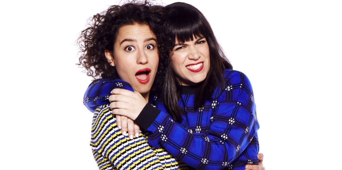 "Watch A New Trailer For ""Broad City"" Season 3"