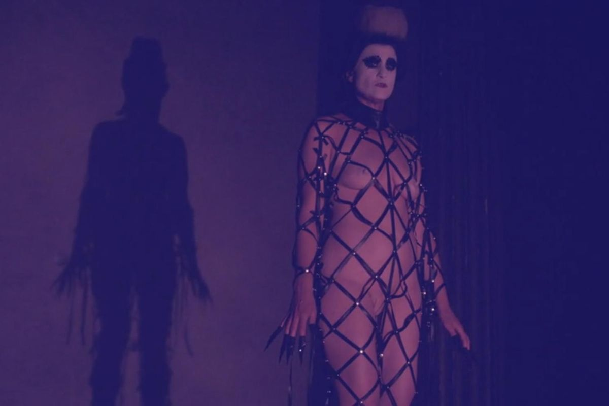 """Peaches Explores Goth Cult Sex In The NSFW Video For """"Free Drink Ticket"""""""