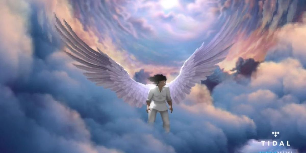Kanye Previews Video Game About His Mother In Heaven