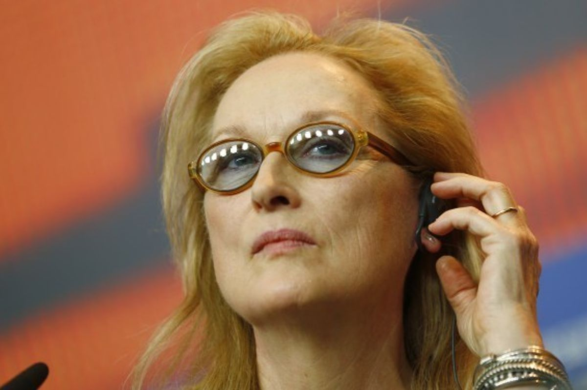 """Meryl Streep Said, """"We Are All Africans"""" While Addressing the Diversity In Film"""