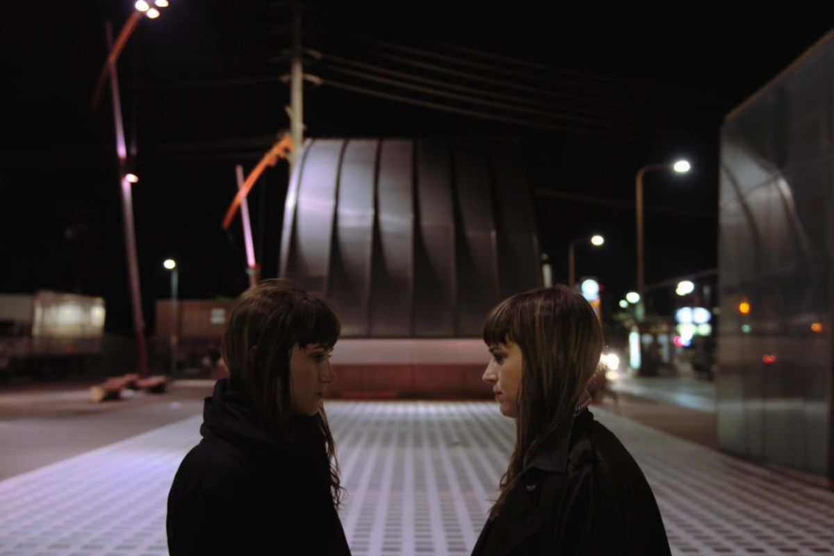 """PREMIERE: Holly Miranda and Natalie Morales Make a Trippy Video For """"Come On"""""""