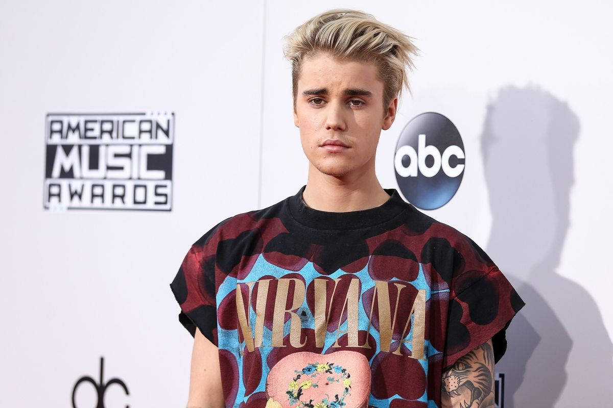 Justin Bieber Tries to Be a Normal Human