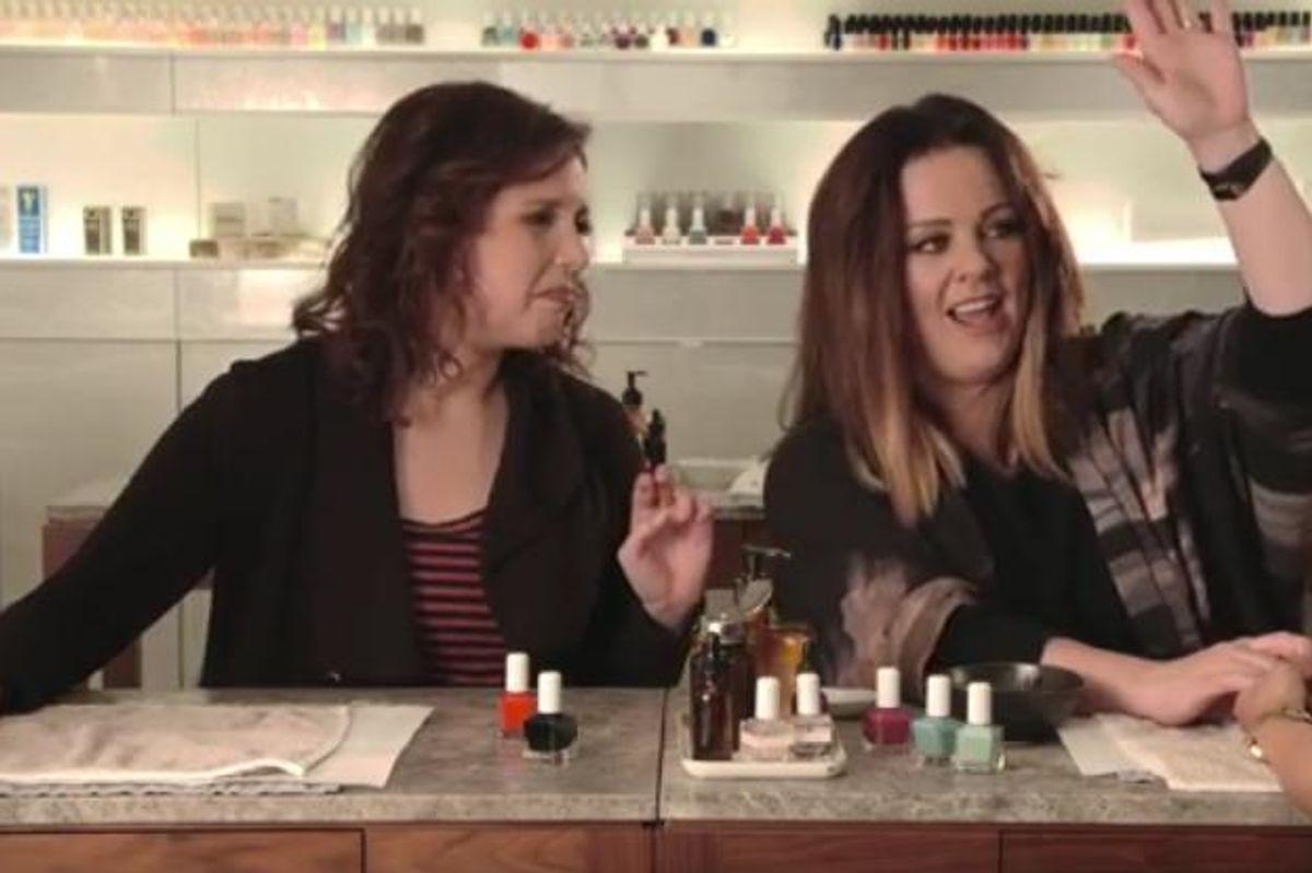 Watch Melissa McCarthy And Vanessa Bayer Rap In SNL Promo