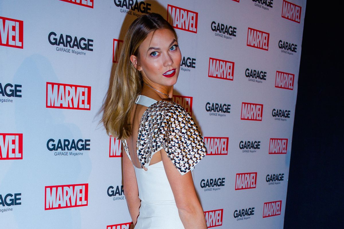 Scenes from Garage Magazine and Marvel's NYFW Party