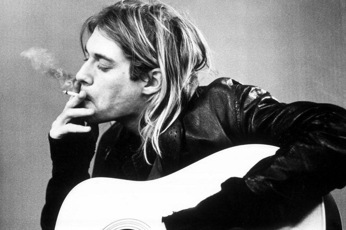 View Kurt Cobain's Personal Belongings Featured In New Photo Book 'Cobain Unseen'