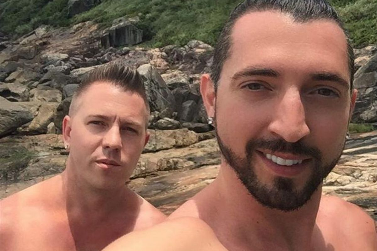 Meet Jimmy Durano And Christian Owen, The Cutest Couple In Porn