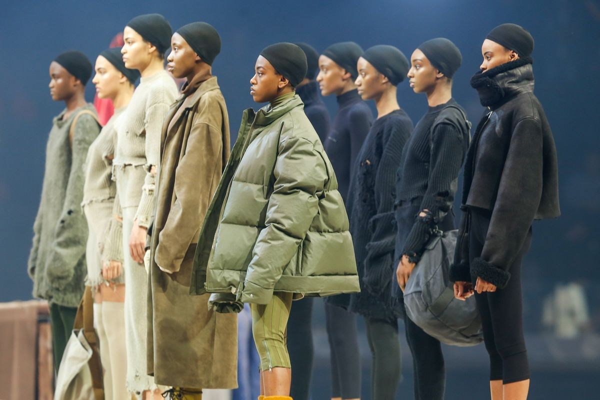 Behind the Scenes with a Yeezy Season 3 Extra