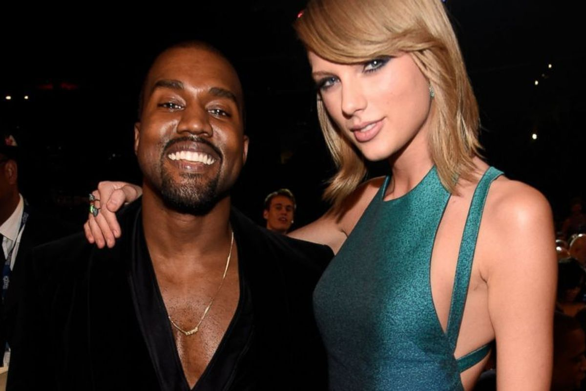 Taylor Swift Is Pissed At Her Mention In Kanye's New Song 'Famous'