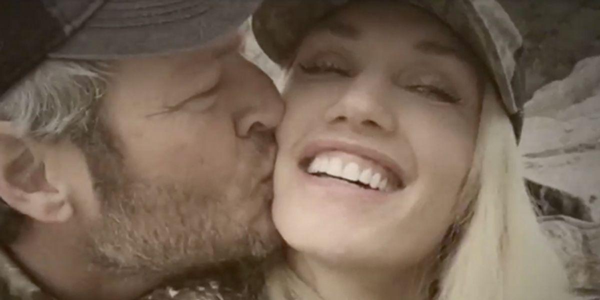 "Gwen Stefani Releases Blake Shelton-Inspired Banger ""Make Me Like You"""