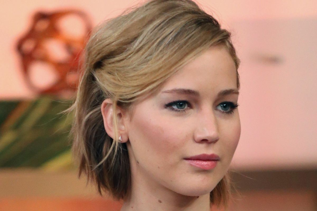 Jennifer Lawrence Just Donated $2 Million to A Hospital. What Have You Done With Your Morning?