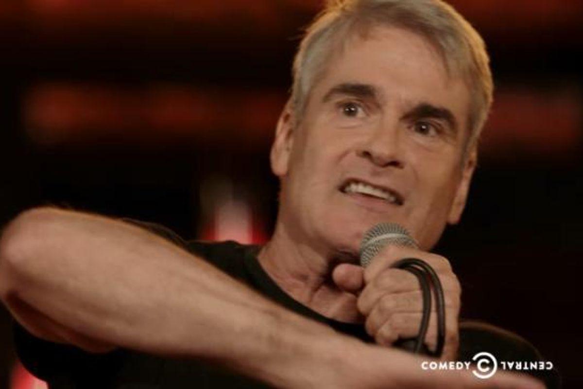 ICYMI: Watch Henry Rollins Tell A Bad Acid Trip Story