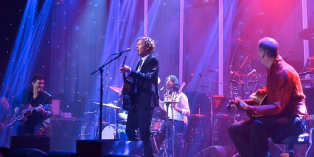 Watch Beck and Nirvana Team Up to Cover Bowie's 'Man Who Sold the World'
