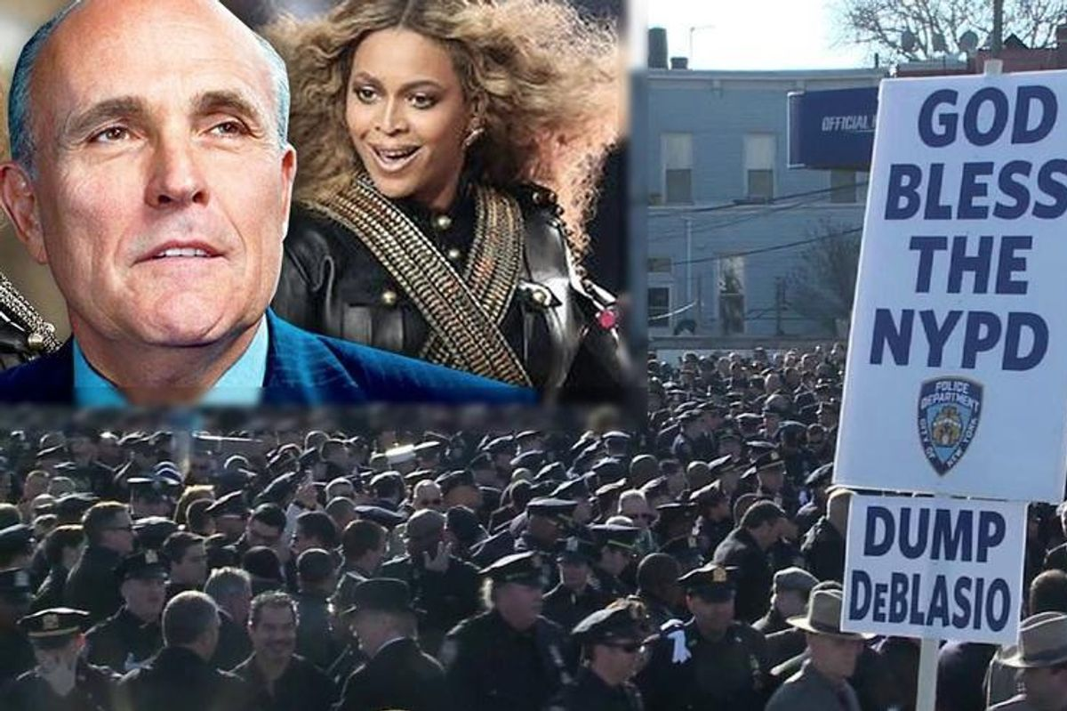 There's An Anti-Beyoncé Rally Planned For Tomorrow In NYC