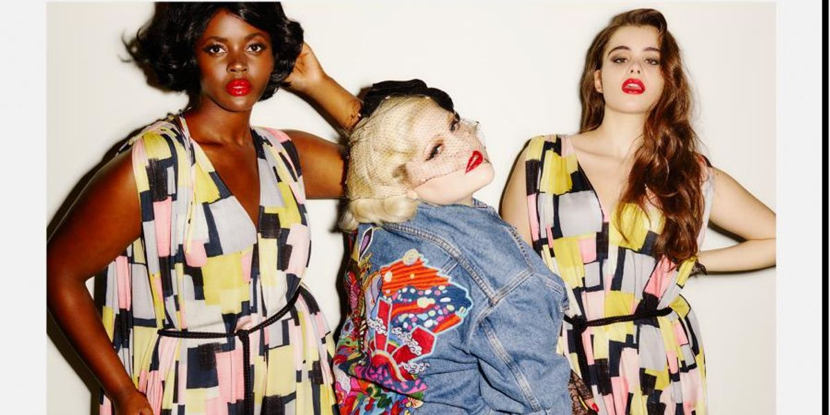 Check Out The Gorgeous Lookbook For Beth Ditto's Debut Fashion Collection