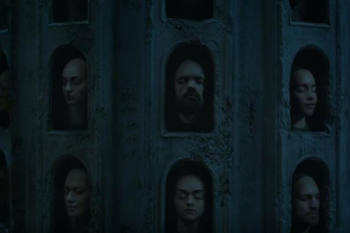 Peep the Sinister New GAME OF THRONES Teaser