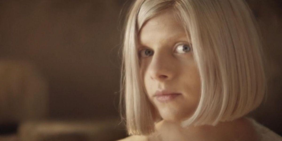 "PREMIERE: Norwegian Dark Pop Singer AURORA's ""Conqueror"""