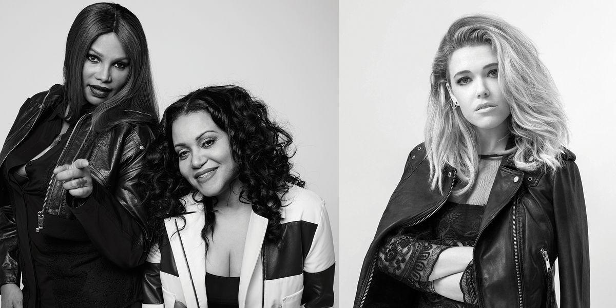 """It's Our Duty to Let Fans Know We're Human"": Salt-N-Pepa In Conversation With Rachel Platten"