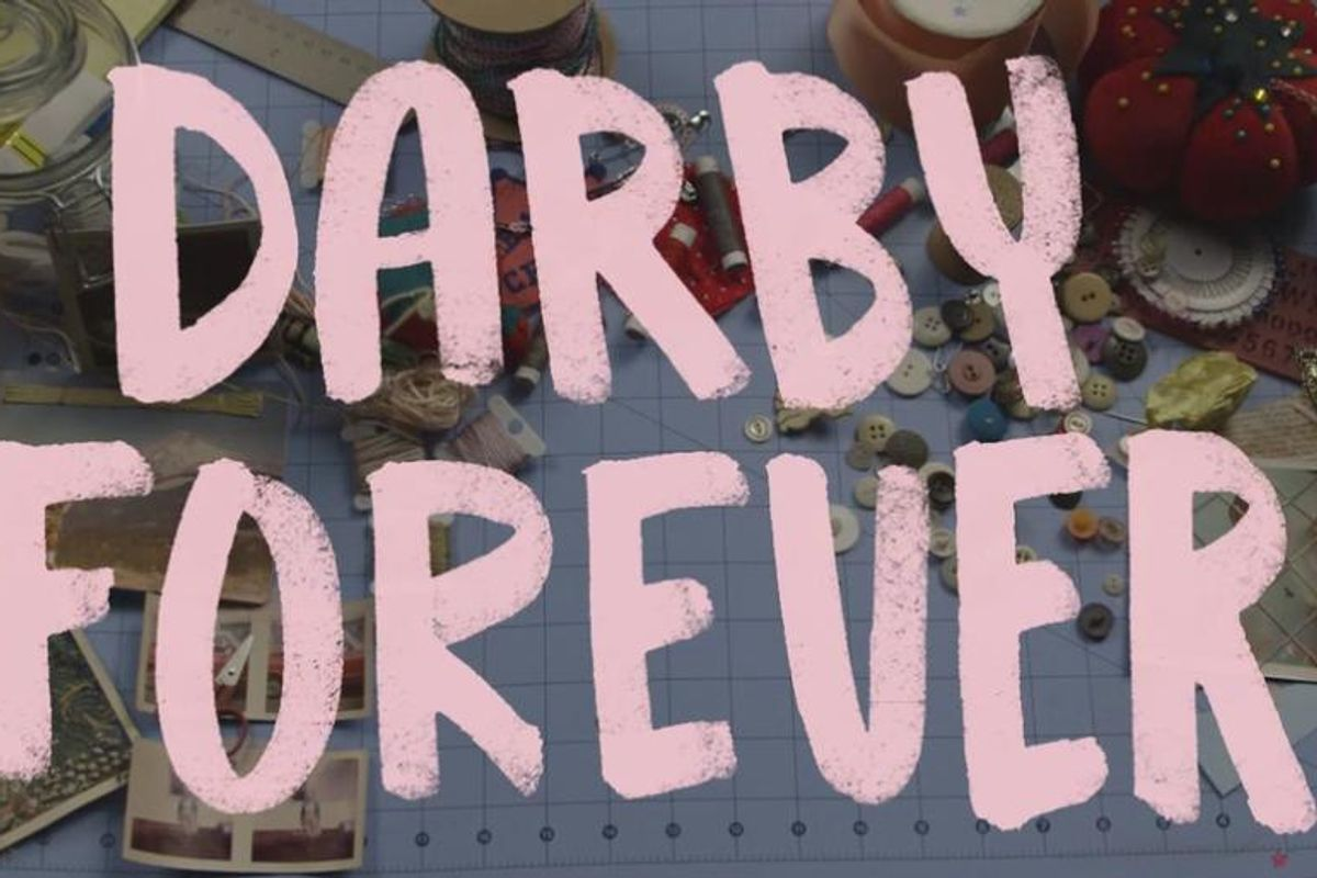Catching Up With Aidy Bryant On Her New Short Film 'Darby Forever'