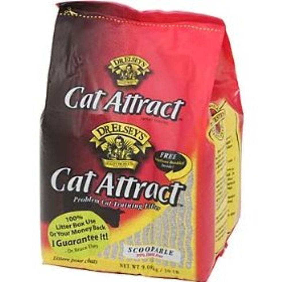 Cat Attract - Miracle Cat Litter
