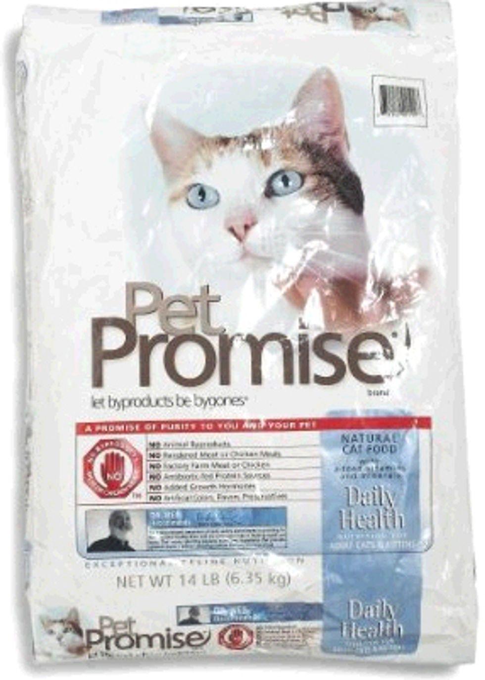 Review: Pet Promise Cat Food