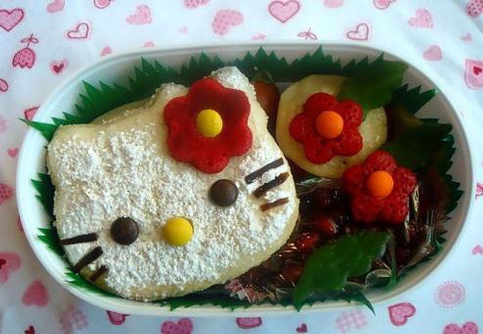 Kitten Bento Set