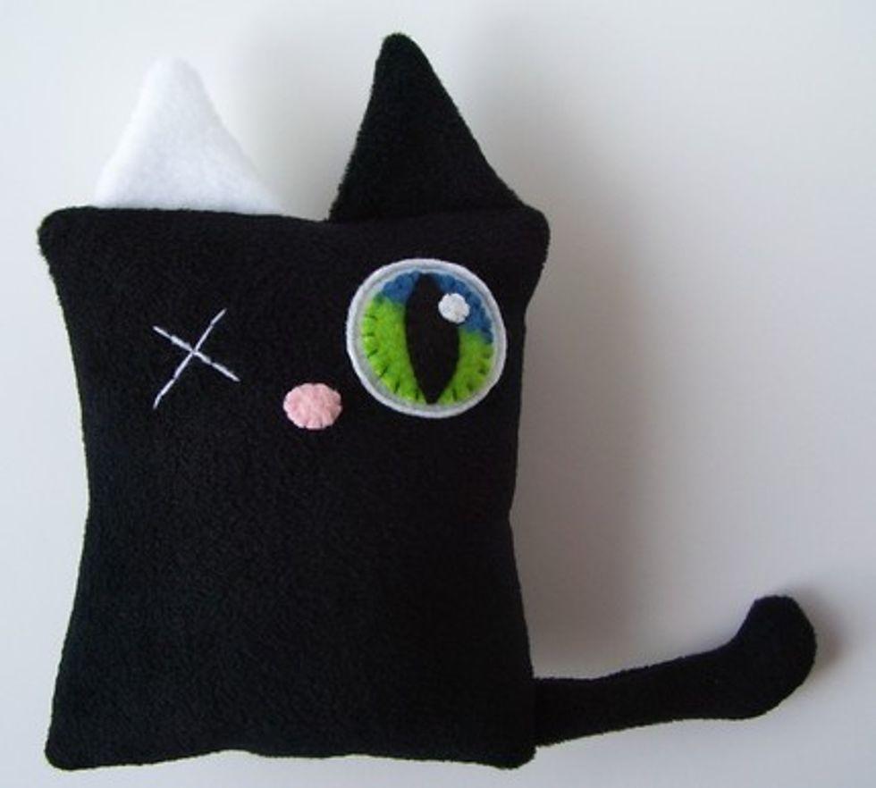 Handmade Kitty Cat Plush Toys
