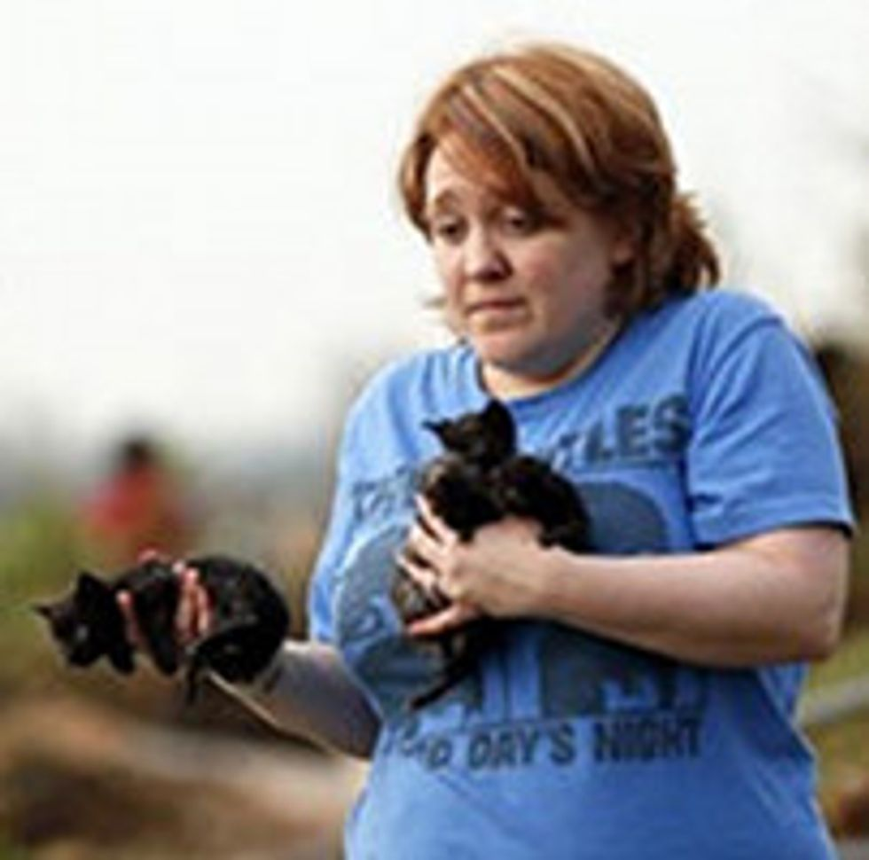 Oklahoma Tornado Pet Rescue Continues & How You Can Help
