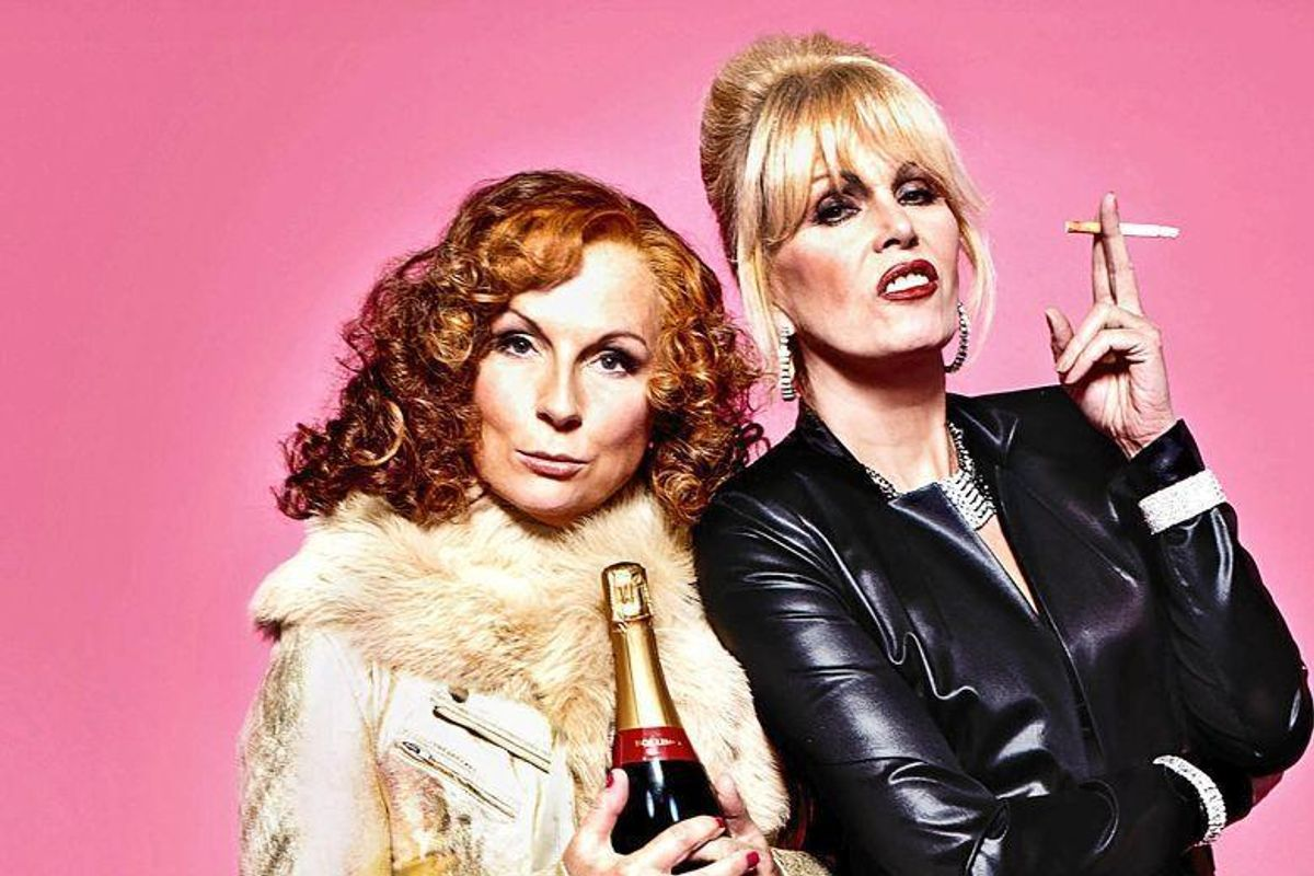 See the Glorious Teaser Trailer For 'Absolutely Fabulous'