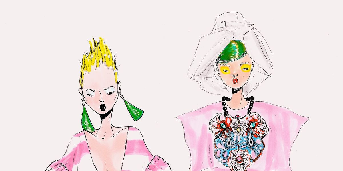 Style Fiends: Loukie and Moon