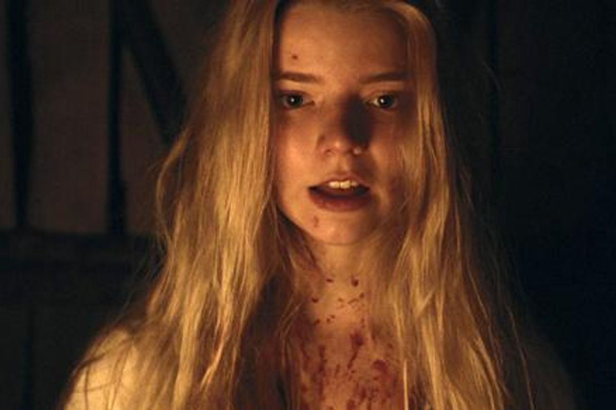 Talking Shop With Anya Taylor-Joy, Breakout Star of 'The Witch'