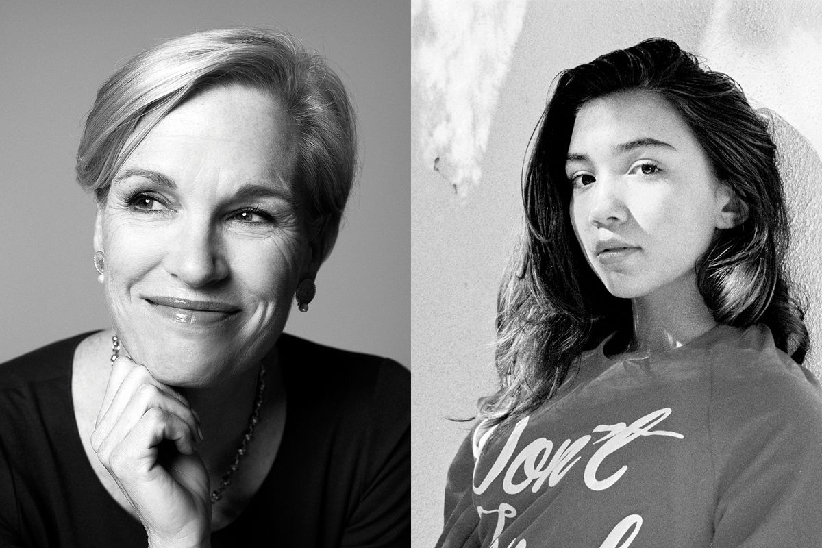 In Conversation With Planned Parenthood's Cecile Richards and Actress Rowan Blanchard
