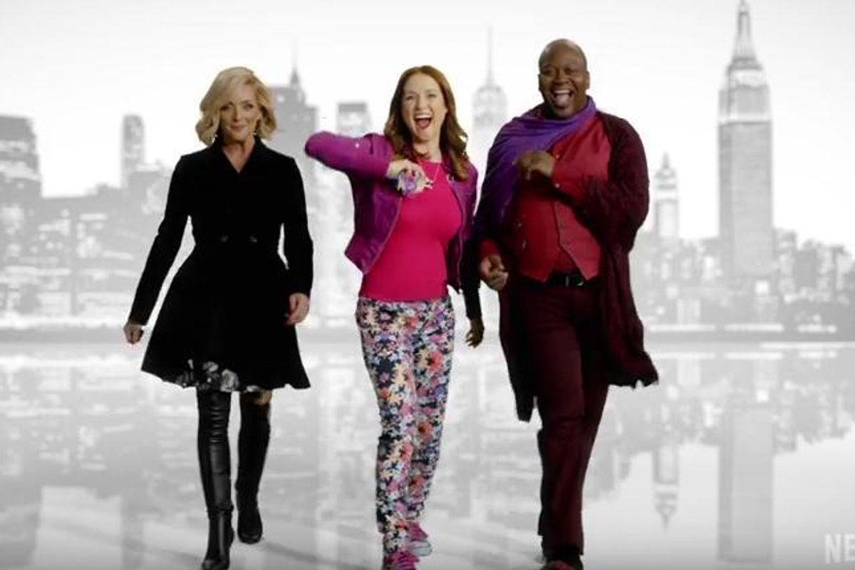 Watch the Triumphant Teaser Trailer For Season 2 of 'Unbreakable Kimmy Schmidt""