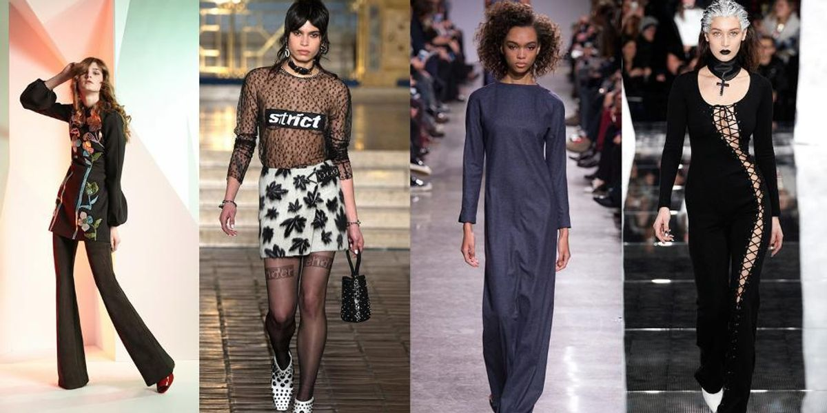 The Trends That Defined NYFW