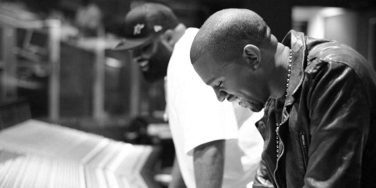 Listen to Rick Ross Freestyle Over Kanye's 'Famous'