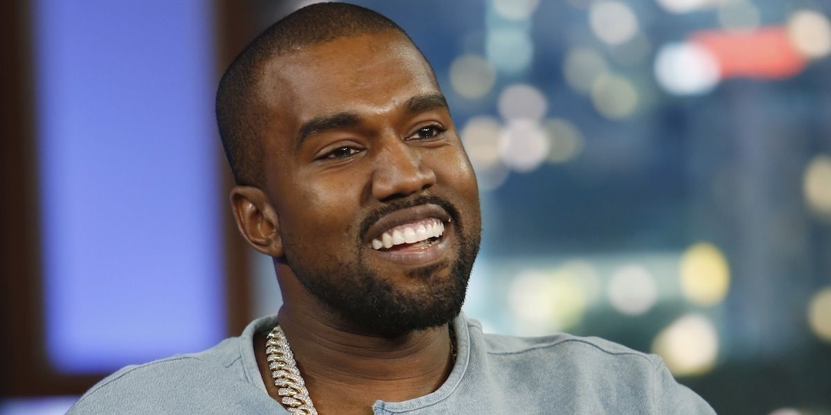 Kanye West Broke Up A Paparazzi Fight By Hugging One of the Photographers