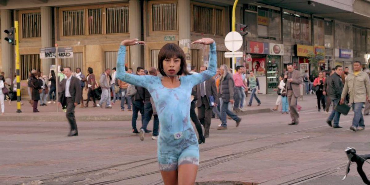 Watch New York Artist Kia LaBeija Vogue Around Bogotá, Colombia In New Music Video