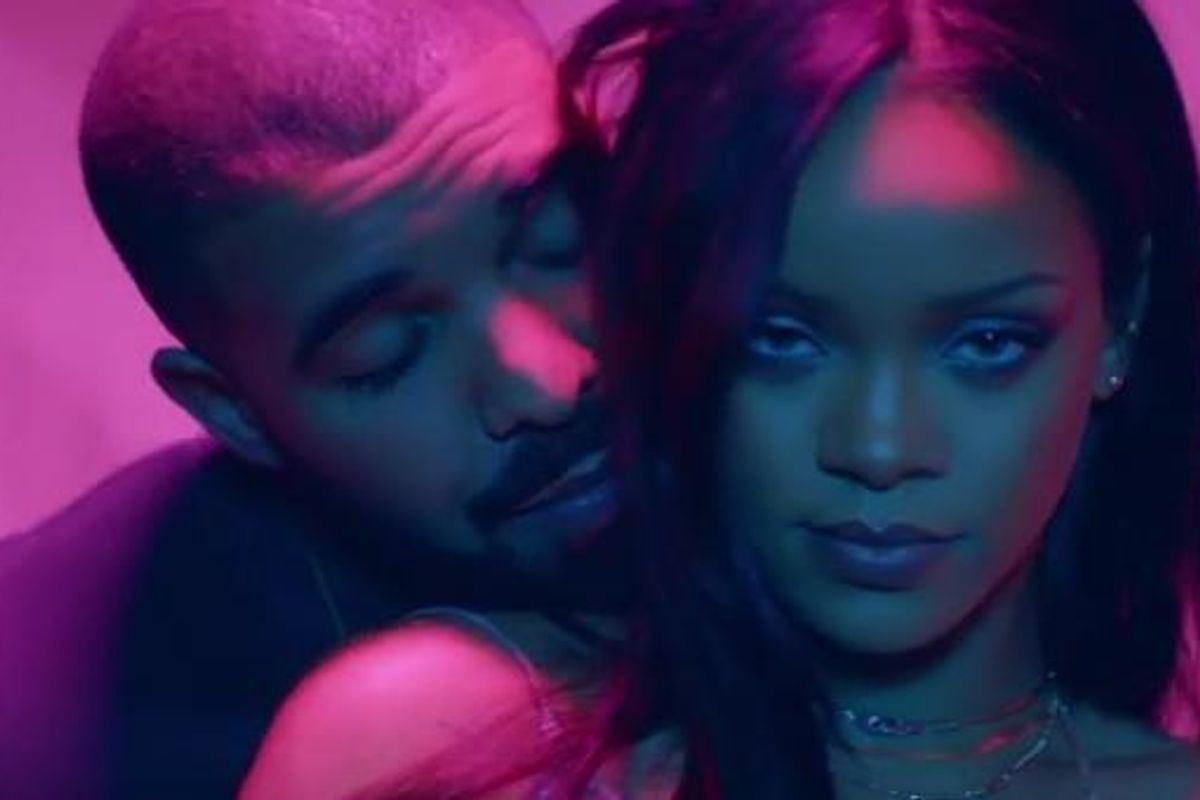Rihanna Releases the Full 'Work Video' Featuring Drake