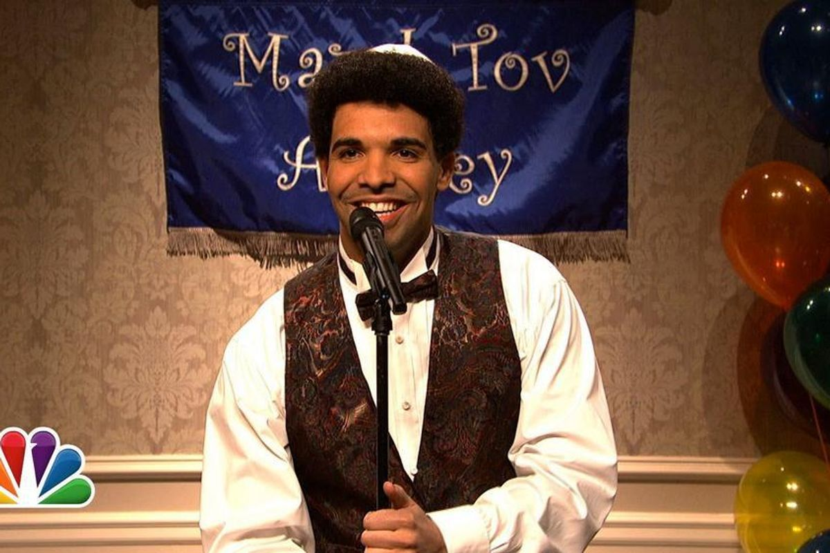 Drake Performed At A NYC Bat Mitzvah This Weekend. Yes, He Did.