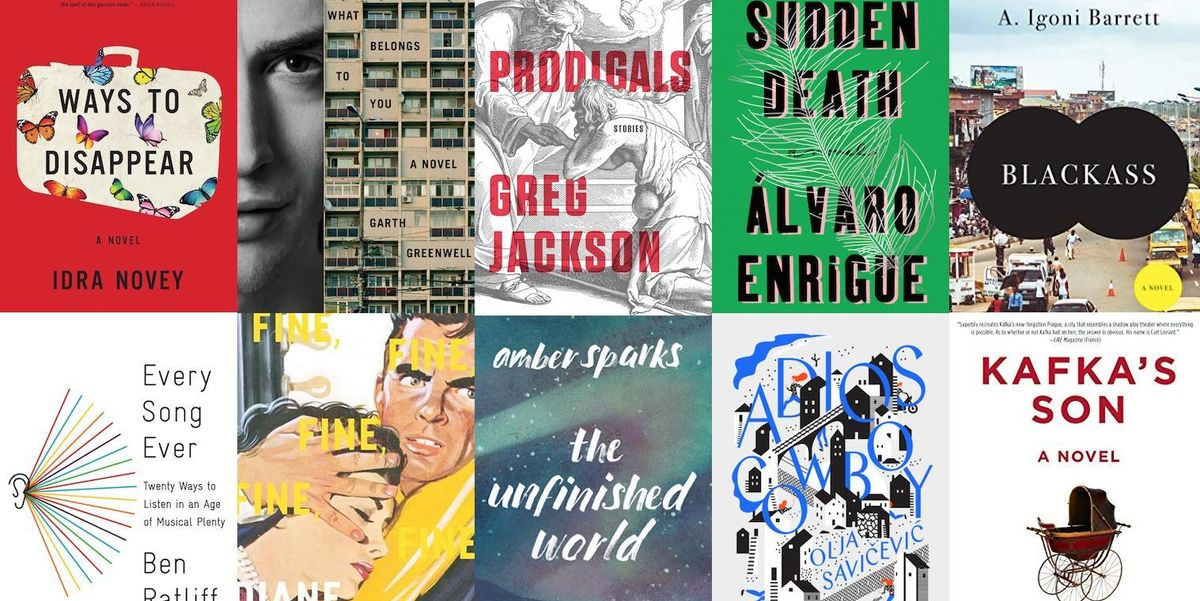 11 Books to Read This Spring